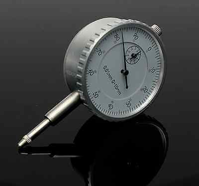 Precision Micrometer 0.01mm Accuracy Instrument Dial Indicator Gauge Measurement