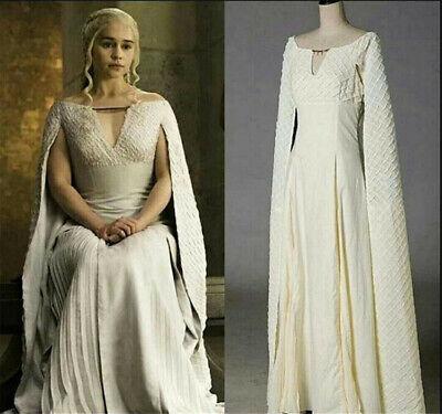 Game of Thrones Damenkostüme Amerikanisch cosplay Daenerys Targaryen Fernsehfilm