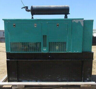 80 Kw Generac Hino Diesel Generator Genset - 12 Lead - 799 Total Hours
