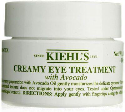 Kiehl's Creamy Eye Treatment with Avocado Oil14g