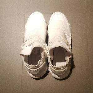 Looking to sell/swap for Y-3 High Qasa Triple White