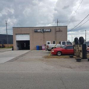 Windsor's DISCOUNT TIRE STORE ---- M.C.TIRE