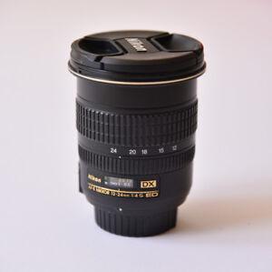 Nikon 12-24mm AF-S DX Zoom-NIKKOR f/4G IF-ED