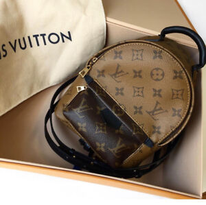 Louis Vuitton Neverfull, Palm Springs Backpack, and LV Belt