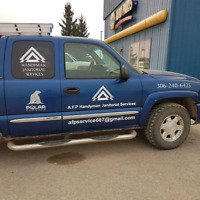 AFP Handyman janitorial services