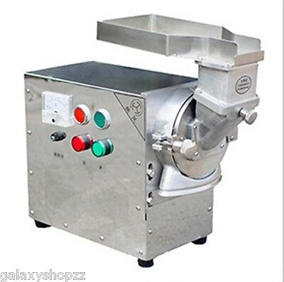 Small Size Household Milling Machine Chinese Medicine Grinder