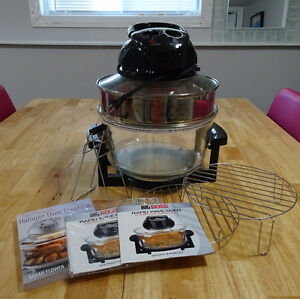 Big Boss Rapid Wave Halogen Infrared Convection Oven 8218