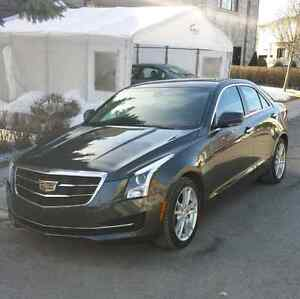 2015 Cadillac ATS Luxury, Lease takeover, Supplier Rebate