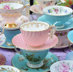 Cups And Saucers - Tea Party Rentals & Catering
