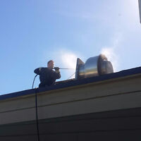 Xtreme Clean Mobile Wash restaurant hood specialists