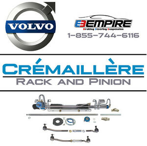 ►► Crémaillère || Rack and Pinion ► Volvo S40 • S60 • S70
