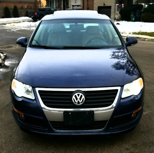 2006 VOLKSWAGEN PASSAT* LOW KM* E-TESTED FULLY LOADED **