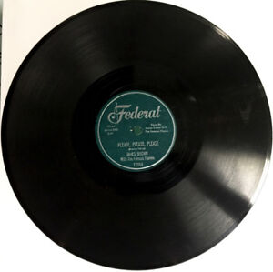 78 RPM RECORDS WANTED - ROCK & ROLL, R&B, BLUES, JAZZ