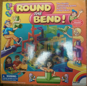 Round the Bend Game