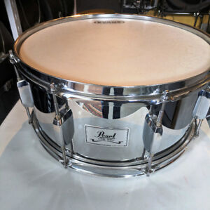 Pearl 6.5 chrome snare