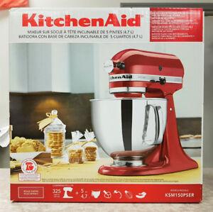 KitchenAid Artisan 4.5qt Stand Mixer - NEW