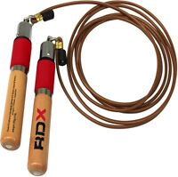 Corde a sauter rapide de boxe Speed Rope Rouge Neuf