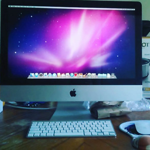 Apple iMac 21.5in late 2009
