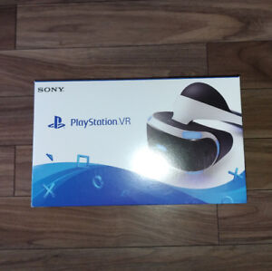 PSVR PS4 Bundle !!NEW!! Unopened with 14 games and PS Aim