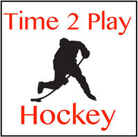 Step back into a Hockey Game