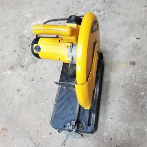 DEWALT D28710 14-in 15 Amp Chop Saw / Cut-off Saw