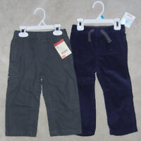 BRAND NEW WITH TAGS: 24M Boys Pants (Reg. $12 each) > $5