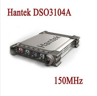 Dso3104a Usb Virtual Oscilloscope 4 Channel 1gsas Sampling 150mhz Bandwidth