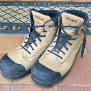 Selling Steel-Toe Boots - Mens Size 9
