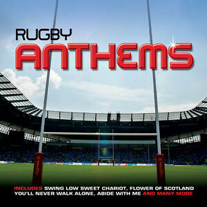 Various Artists : Rugby Anthems CD (2007)