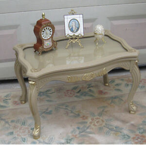 Chic Accent Table / Stands (45.00 Each)