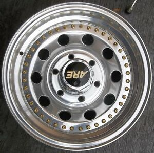 "1 - 15"" X 7"" ARE 440 ULTRALITE  WHEEL GM  4X4 6 BOLT $40. Belleville Belleville Area image 4"