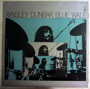 Aynsley Dunbar - Blue Wale (France) Vinyl LP