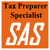 Tax Preparer Specialist - for Personal and Business