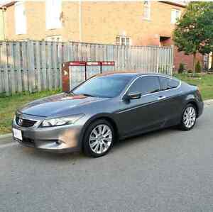 2008 Honda Accord EX-L Coupe - Fully Loaded/Navi Package