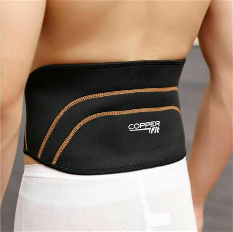 Copper Fit Back Pro Back Brace Compression Lower Support Fit