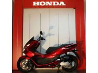 Honda WW 125 PCX