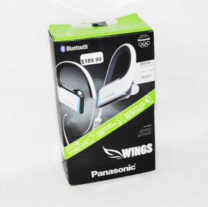 Panasonic WINGS Wireless Bluetooth In Ear Earbuds