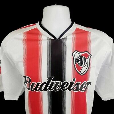 RIVER PLATE JERSEY NECKLACE Club Atletico River Argentina Colgante