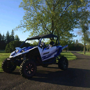 THE REAL DEAL LIMITED EDITION YAMAHA YXZ1000R 5SPEED