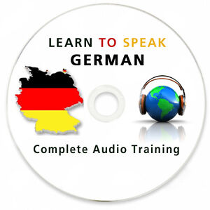 how to speak good german language