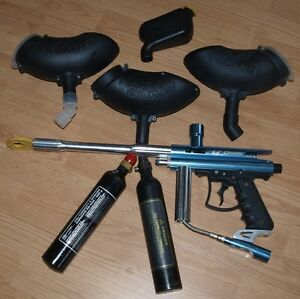Made by Orion- Paintball Gun