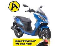 Keeway Cityblade 125cc Scooter - Ideal Commuting Partner
