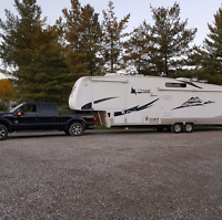 Trailering to NB