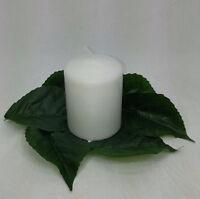 "Wedding Pillar Candles 4"""
