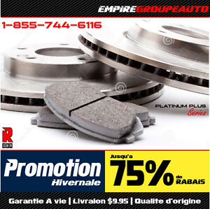 ▀ Acura MDX • Premium Brake Pads and Rotors ▀ Freins • Disques
