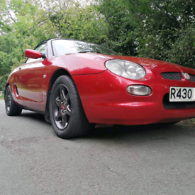 Mgf 1.8 for sale or swap