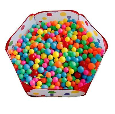 Toddler Balls Playpen Containment Pets Baby Exercise Party Fun Pit Portable NEW