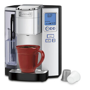 NEW:Cuisinart Single-Serve Coffee Maker