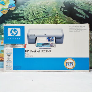 NEW~HP Deskjet D2360 Inkjet Printer~D2430 D4160 D4260 D2530