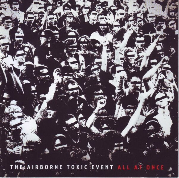 The Airborne Toxic Event - All At Once (CD) R110 negotiable